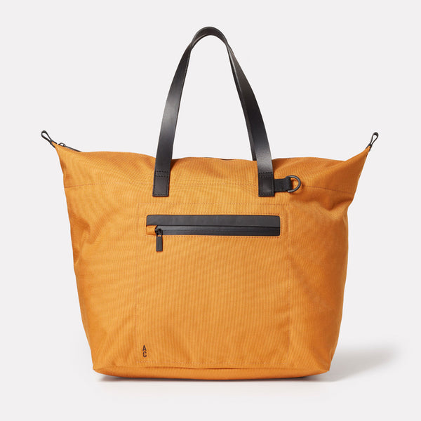 Travel bag, SS19, nylon, mens, womens, holdall, unisex, orange, travel, large bag, cycle bag, orange holdall, orange travel bag, orange cycle bag, large travel bag, large cycle bag, tote bag, large tote