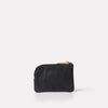 Hocker Small Leather Purse in Black