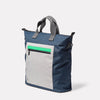 Campo Travel And Cycle Tote in Navy/Grey Angle