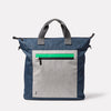 Campo Travel And Cycle Tote in Navy/Grey Front