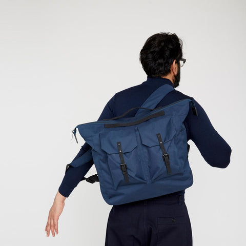 Frank Ripstop Rucksack in Oatmeal