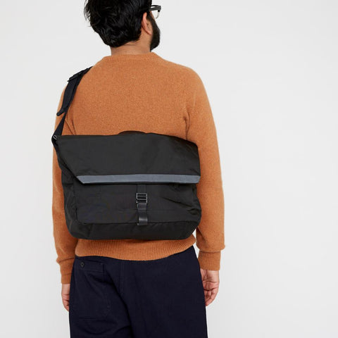 Froome Travel/Cycle Satchel in Black
