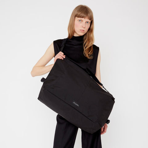 Moss Travel/Cycle Holdall in Black