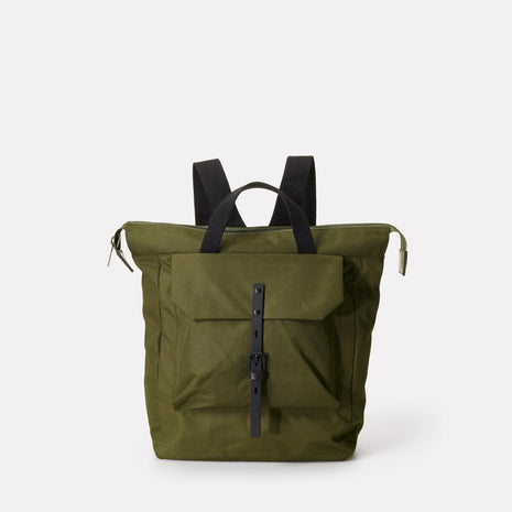 Frances Ripstop Rucksack in Green