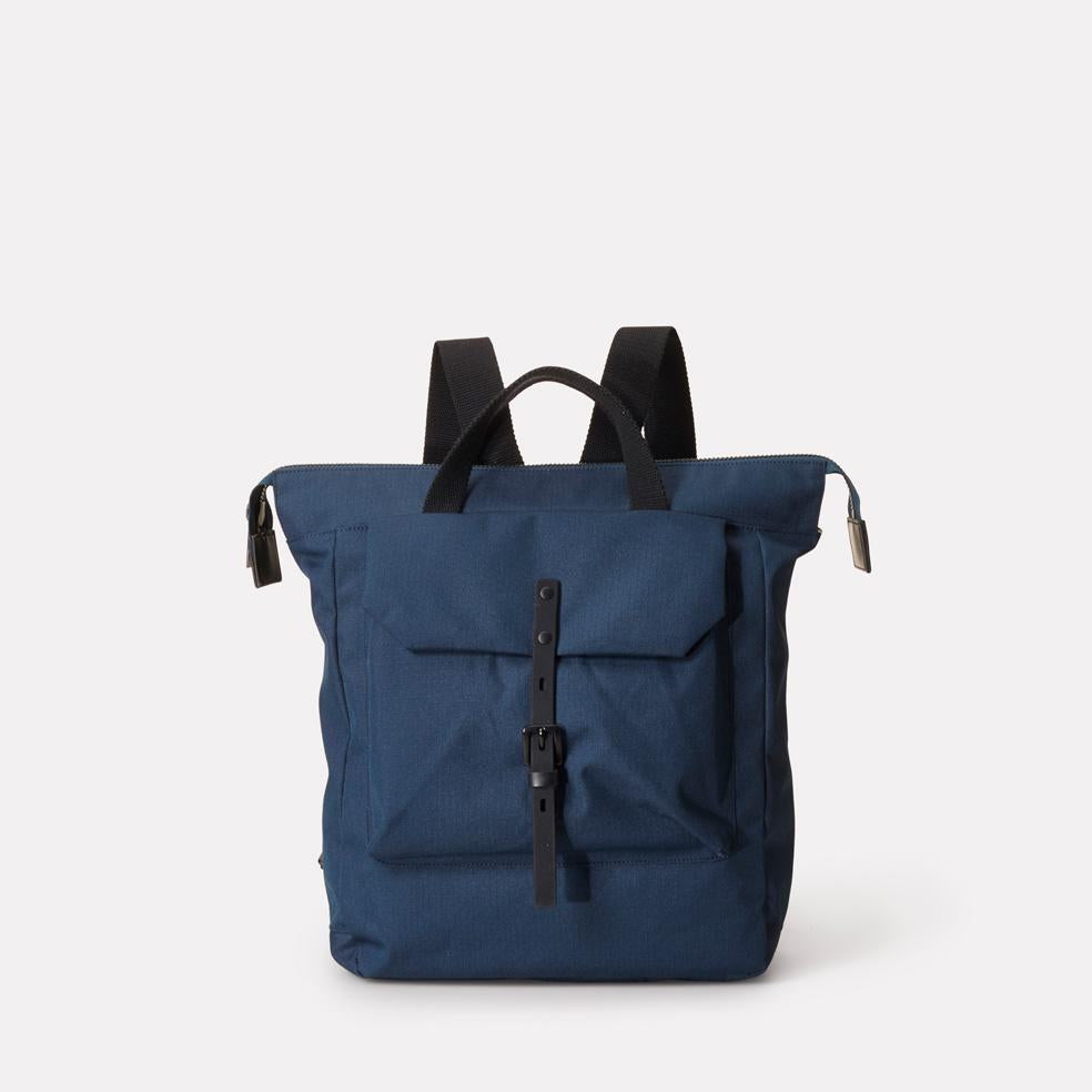 Frances Ripstop Rucksack in Navy