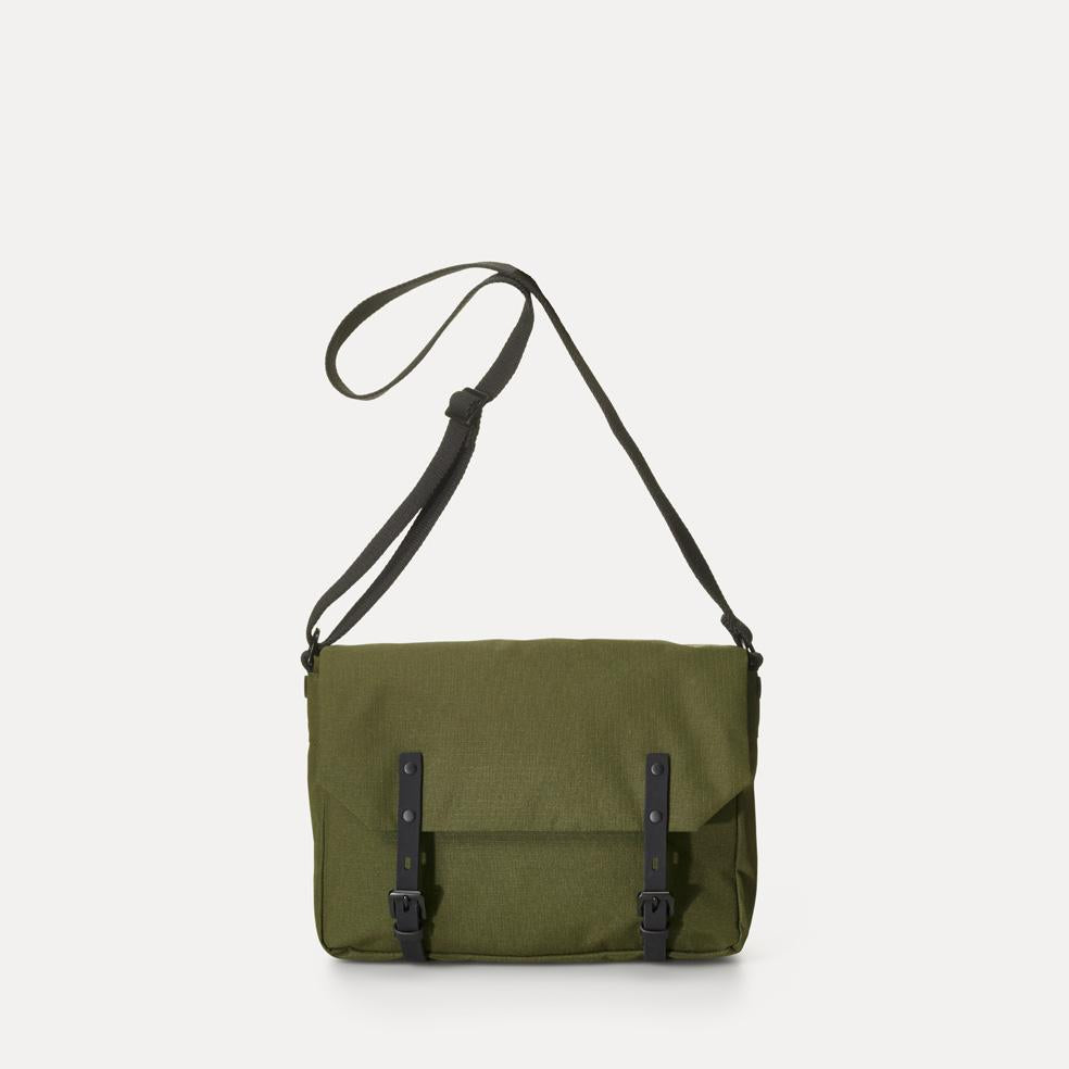 Jez Ripstop Satchel in Green