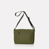 Jez Small Ripstop Nylon Satchel in Green For Men and Women