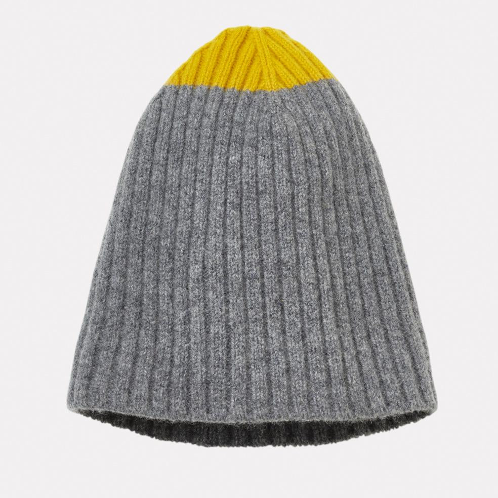 5606543b91b Luxury lambswool hat in piccalilly and grey knits ally capellino jpg  984x984 Lambs wool hats