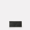 Evie Long Leather Wallet in Dark Green For Women