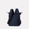 SS19, mens, womens, travel and cycle, nylon, backpack, rucksack, navy, blue, navy backpack, navy rucksack, water resistant, water resistant backpack, reflective, cycle bag, navy travel bag, blue backpack, blue rucksack, blue travel bag, 13 inch laptop