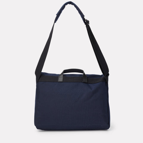 Kenny Travel/Cycle Satchel in Navy