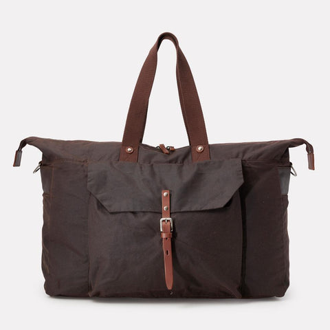 AC_AW18_WEB_WAXED_COTTON_HOLDALL_FREDDIE_DARK_BROWN_01