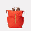 AC_AW18_WEB_WAXED_COTTON_RUCKSACK_BACKPACK_FIN_FLAME_ORANGE_01