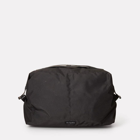 Moss Travel/Cycle Lightweight Cordura Nylon Holdall in Black for Women and Men
