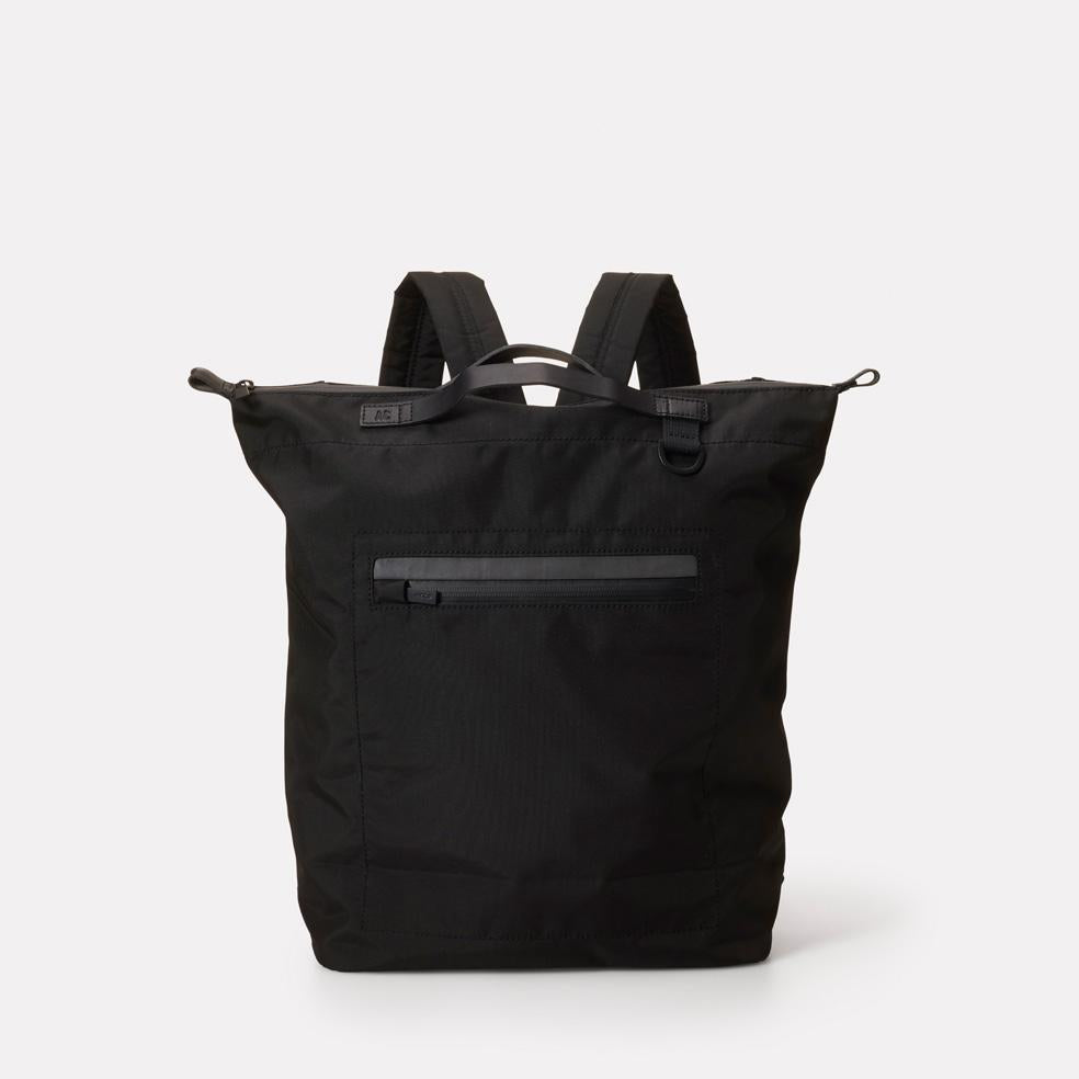 Hoy Travel & Cycle Rucksack in Black