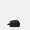 SS19, womens, mens, washbag, travel and cycle, black, black washbag, nylon, water resistant,