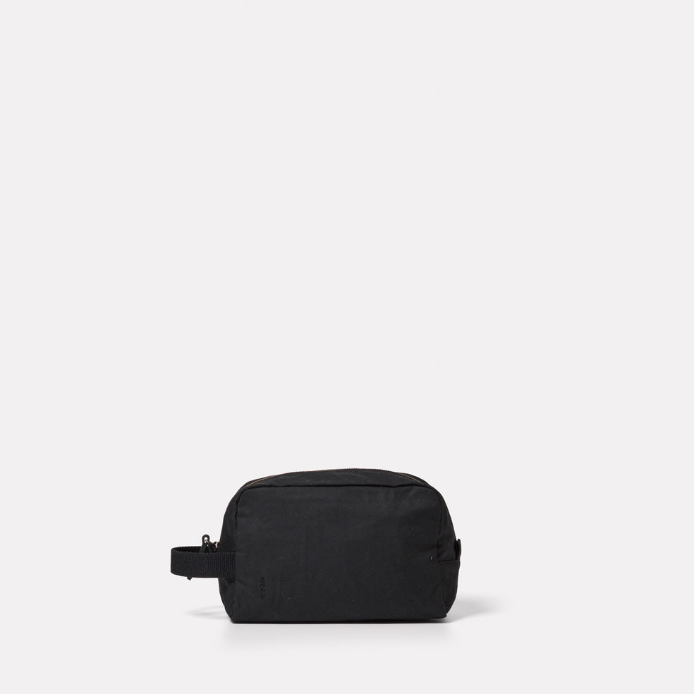 Simon Travel And Cycle Washbag in Black