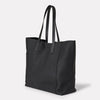Pomeroy Rochelle Leather Large Tote in Black