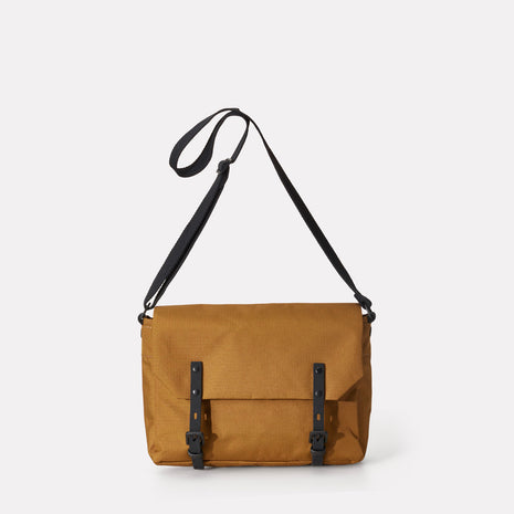 Jez Ripstop Satchel in Bronze