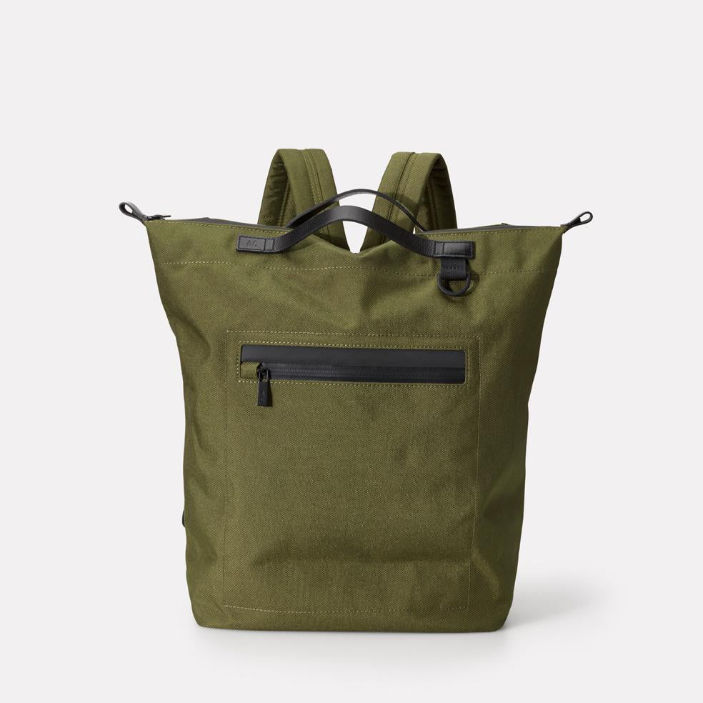 Hoy Travel Cycle backpack - Green Ally Capellino