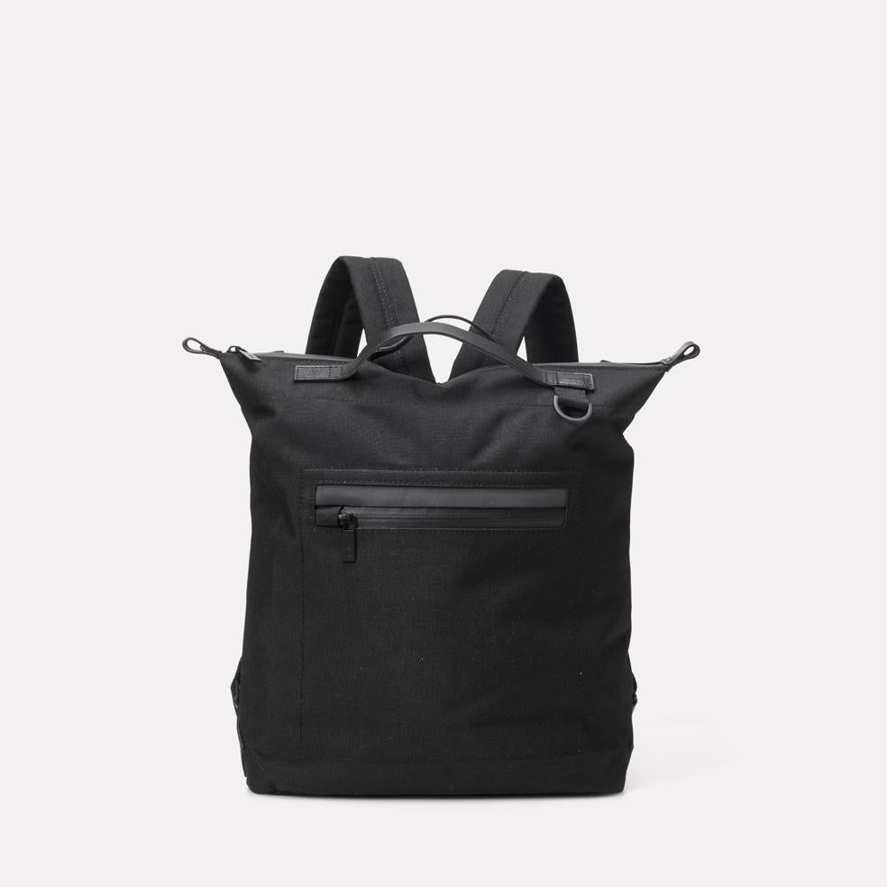 Mini Hoy Travel/Cycle Rucksack in Black