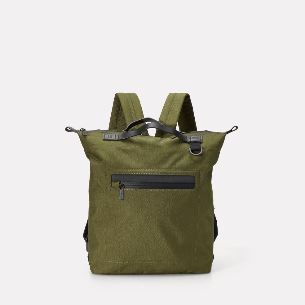 Mini Hoy Travel/Cycle Rucksack in Green