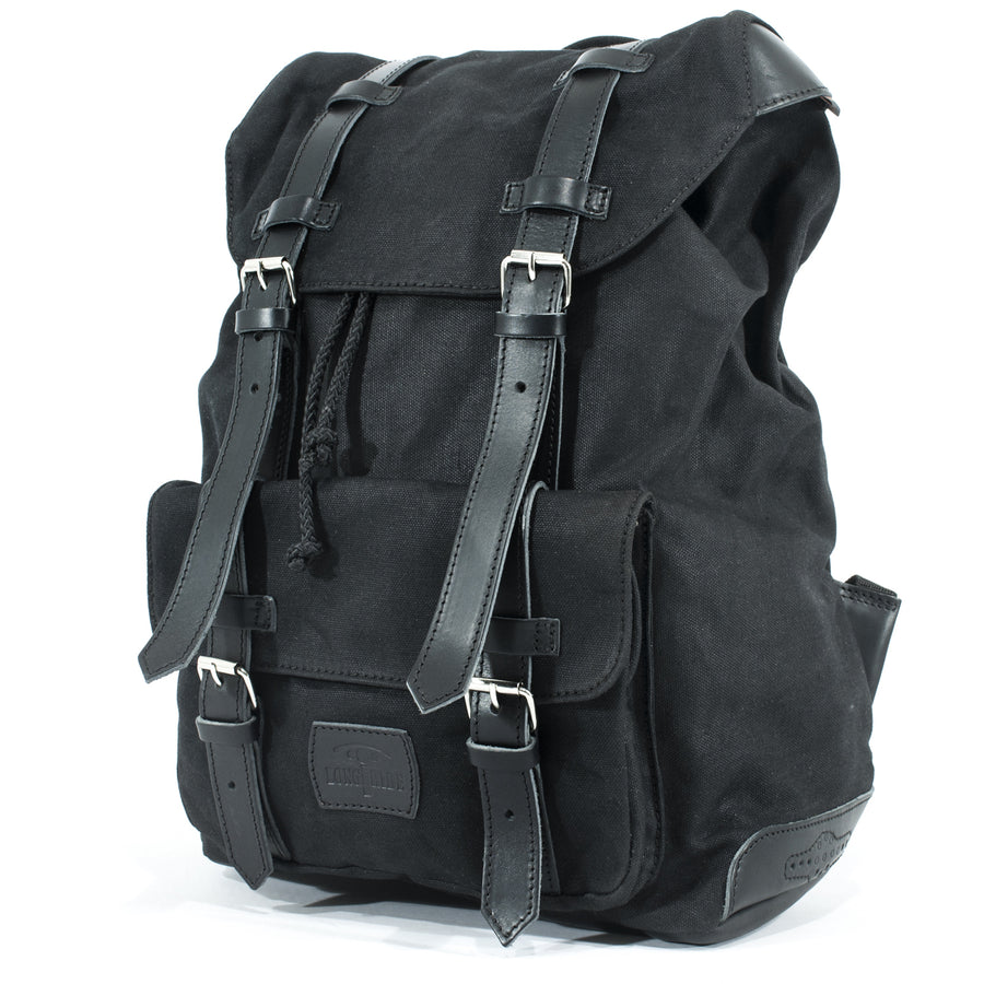 BLACK WOLFPACK BACKPACK