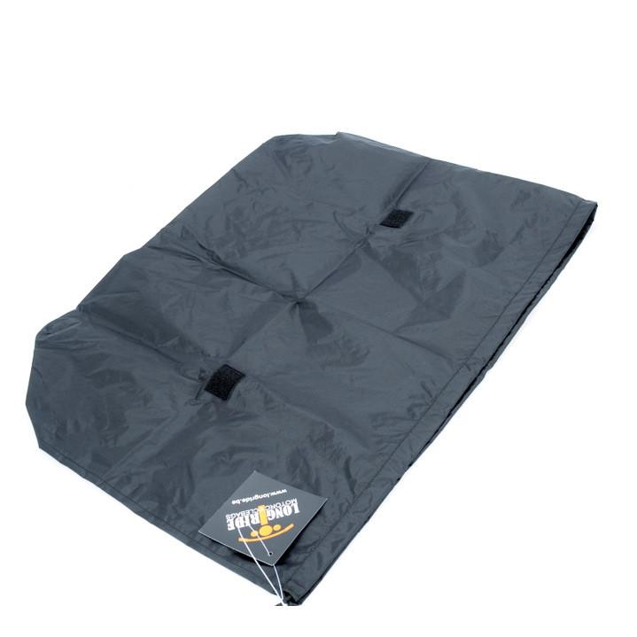 Inner waterproof liner bag for motorcycle luggage.