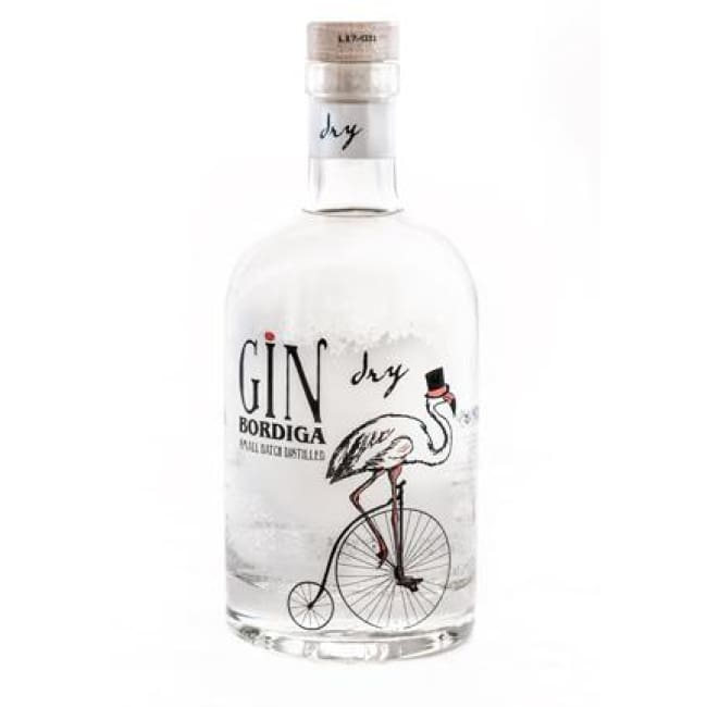 Bordiga Dry Italian Gin - Only Here 4 by HG&S Ltd