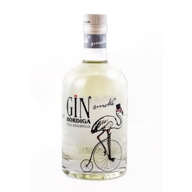 Bordiga Smoke Gin - Italian Gin - Only Here 4 by HG&S Ltd