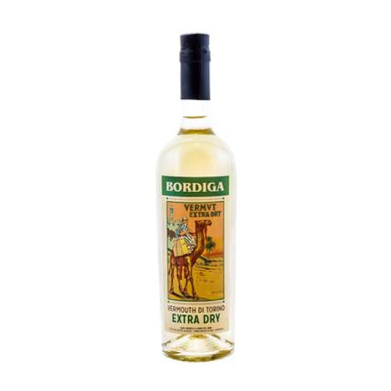Bordiga Vermouth Extra Dry - Only Here 4 by HG&S Ltd