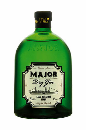 Major Dry Gin - Italy - Only Here 4 by HG&S Ltd