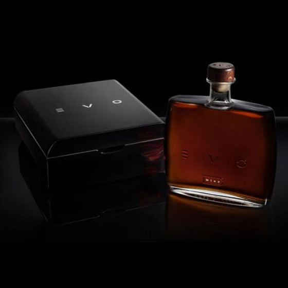 EVO D WINE (Brandy) with Jewel Gift Box - 0.5 Ltr Bottle - Only Here 4 by HG&S Ltd