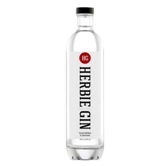 Herbie Gin - Export - DANISH GIN - Only Here 4 by HG&S Ltd