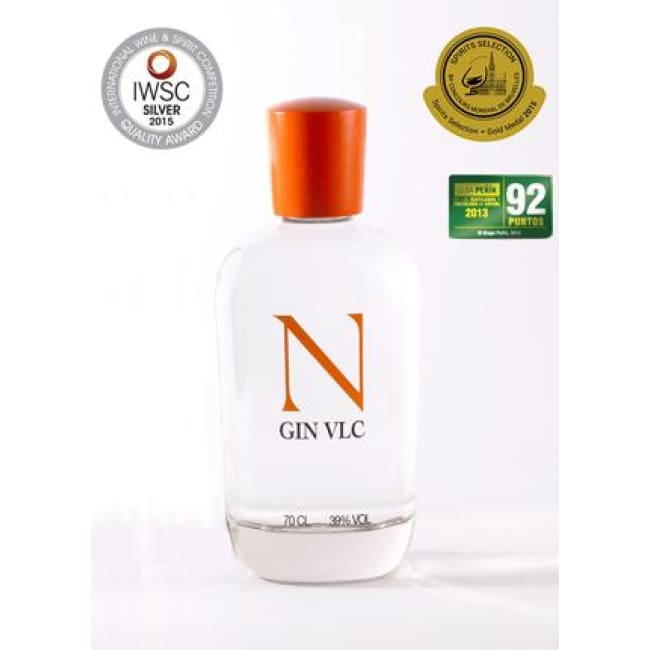 N Gin VLC - Spanish Premium Gin - Only Here 4 by HG&S Ltd