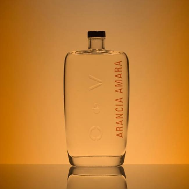 O de V Arancia Amara - 1 Ltr Bottle - Only Here 4 by HG&S Ltd