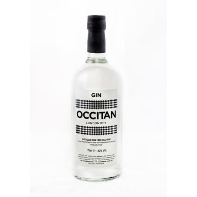 Occitan London Dry Gin - Italian Gin - Only Here 4 by HG&S Ltd