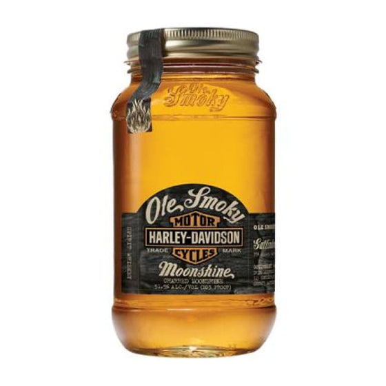 Ole Smoky Harley Davidson Moonshine - 750ml - 51.5% Abv - Tennessee USA - LIMITED EDITION - Only Here 4 by HG&S Ltd