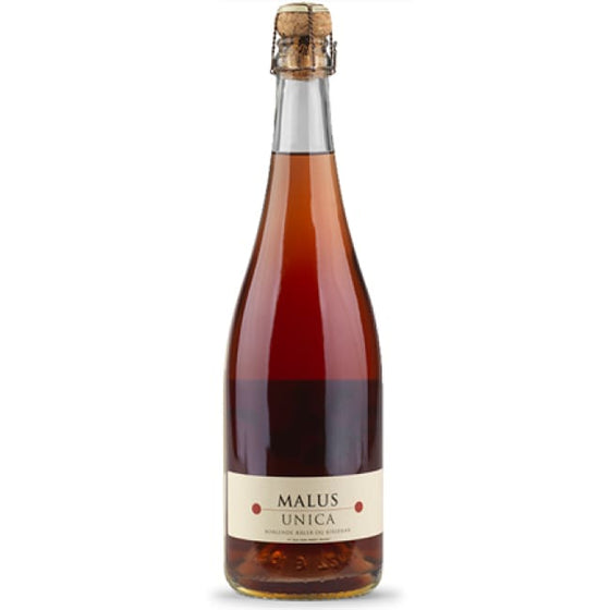 PRICE CUT - LAST FEW REMAINING BOTTLES of Malus Unica 2015 - Cold Hand Winery - Sparkling Apple Wine - Only Here 4 by HG&S Ltd