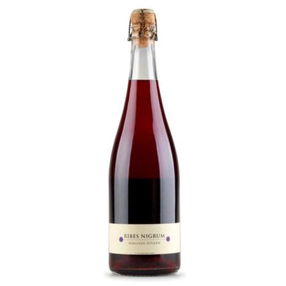PRICE CUT LAST REMAINING BOTTLES OF Ribes Nigrum 2015 - Cold Hand Winery - Sparkling Blackcurrant Wine - Only Here 4 by HG&S Ltd