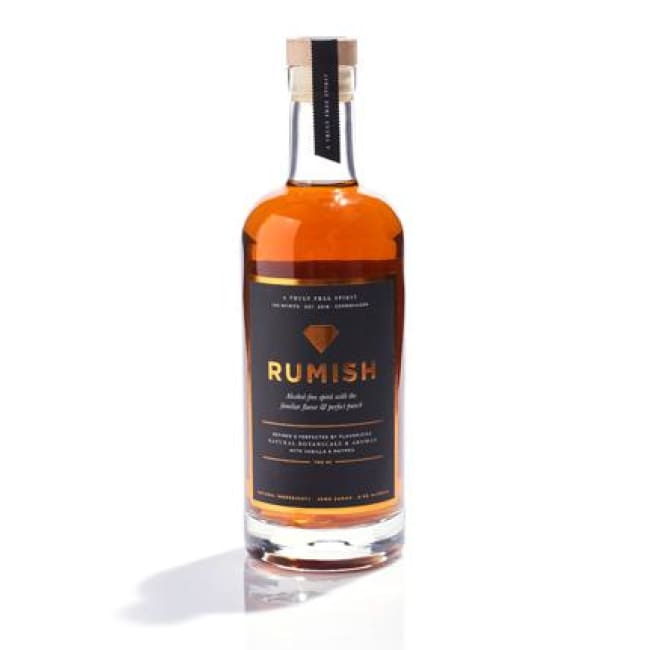 RumISH - Non-Alcoholic alternative to Rum (only 0.5% abv) - Danish - Only Here 4 by HG&S Ltd