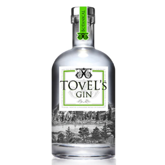 Tovel's Gin - Italian Craft Gin - Only Here 4 by HG&S Ltd