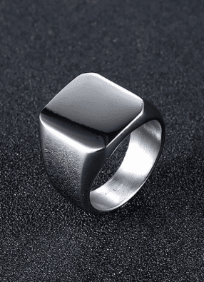 Prime Jewelry - Silver Raw Ring