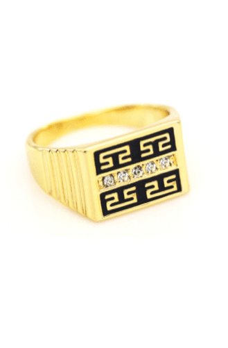 Prime Jewelry - Zoro Golden Ring