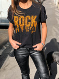 YELLOW ROCK - T-SHIRT