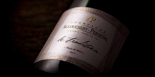 NEW ARRIVALS - Champagne Allouchery Perseval