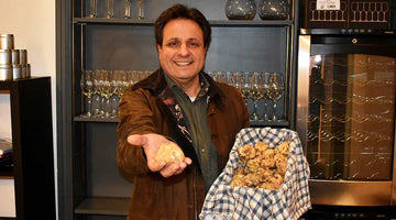 ON THE SPOT - Interview with our Truffle supplier Alfredo Romani