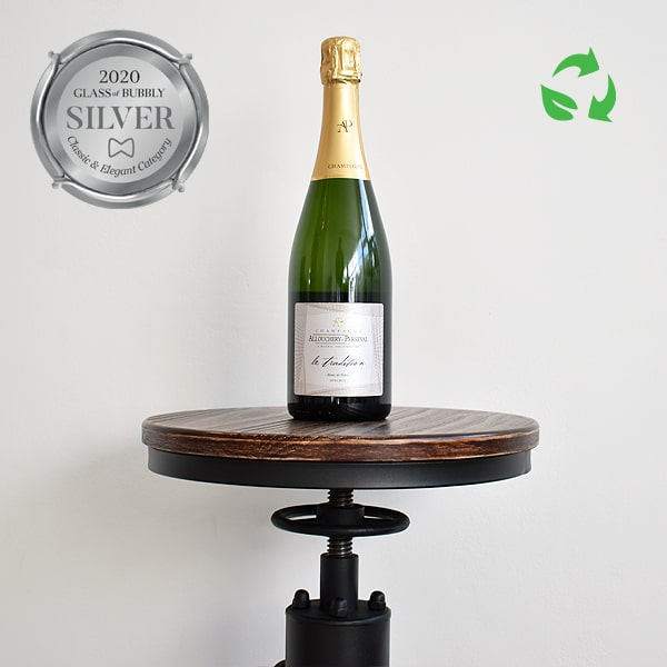 "Champagne Le Tradition - ""Blanc de Noirs"" Extra Brut - Allouchery Perseval - FRANCE"