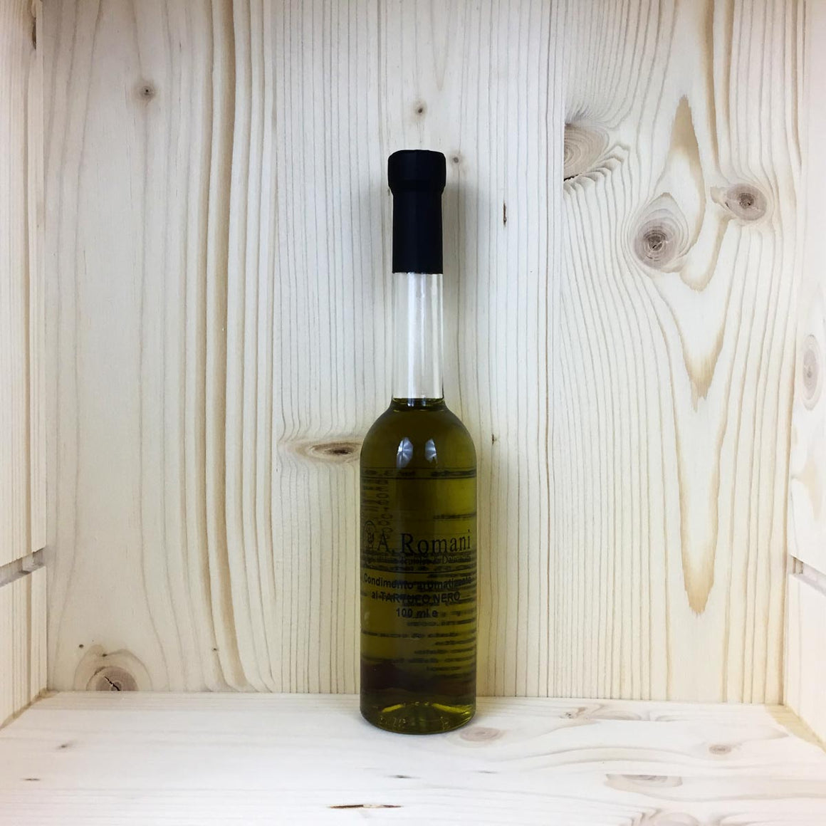 Black Truffle Extra Virgin Olive Oil (100ml)