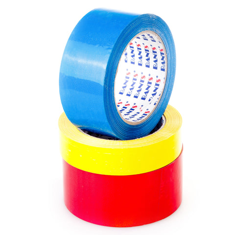 Hotmelt Plain Color Tape